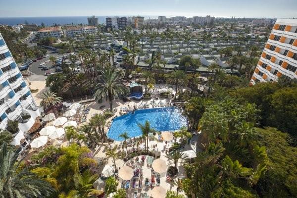 Vue panoramique - Hôtel Abora Buenaventura by Lopesan 4* Grande Canarie Canaries