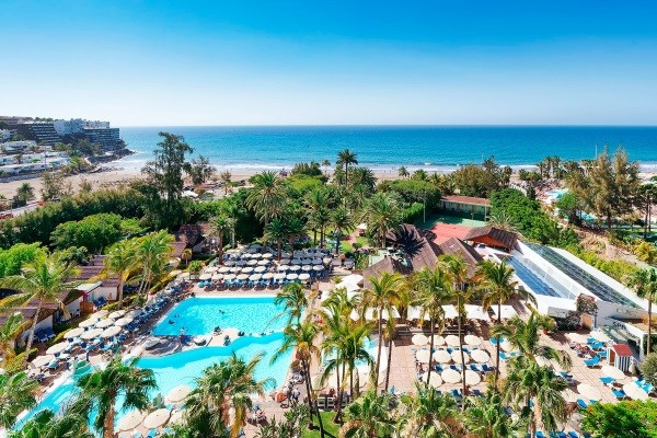 Vue panoramique - Hôtel Bull Costa Canaria 4* Grande Canarie Canaries