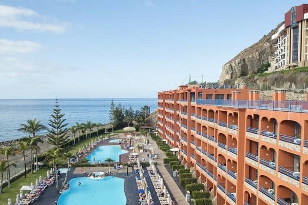 Vue panoramique - Club Coralia Riviera Marina 4* Grande Canarie Grande Canarie