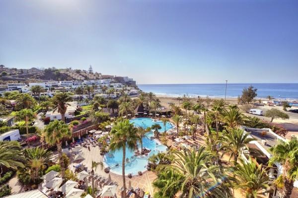 Vue panoramique - Corallium Beach 3* Las Palmas Grande Canarie
