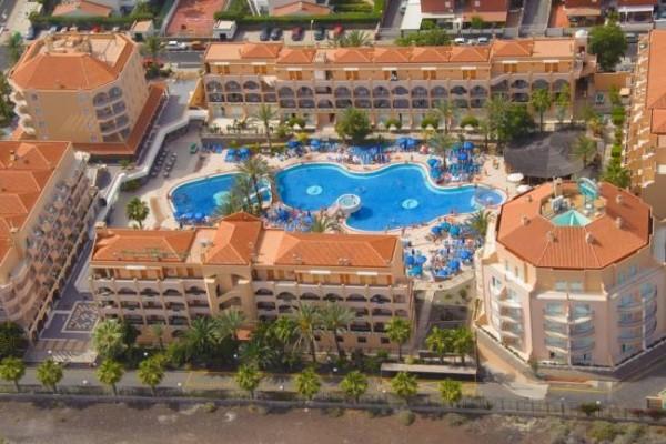 Vue panoramique - Dunas Mirador Maspalomas 3* Las Palmas Grande Canarie