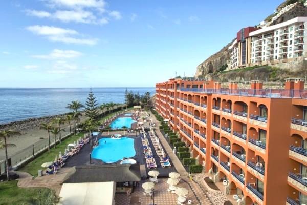 Vue panoramique - Hôtel Labranda Riviera Marina 4* Grande Canarie Canaries