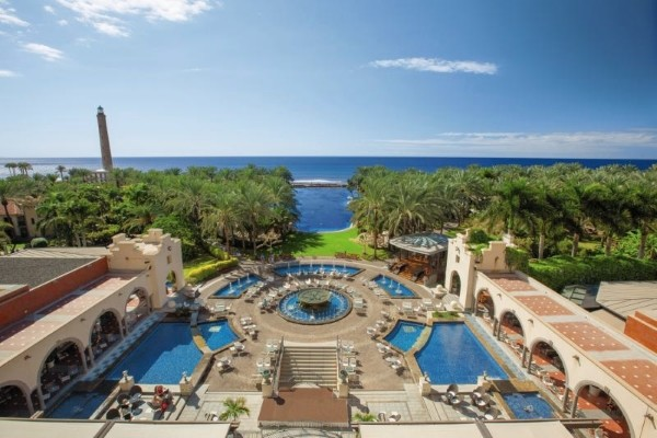 Grand Hotel Lopesan Costa Meloneras