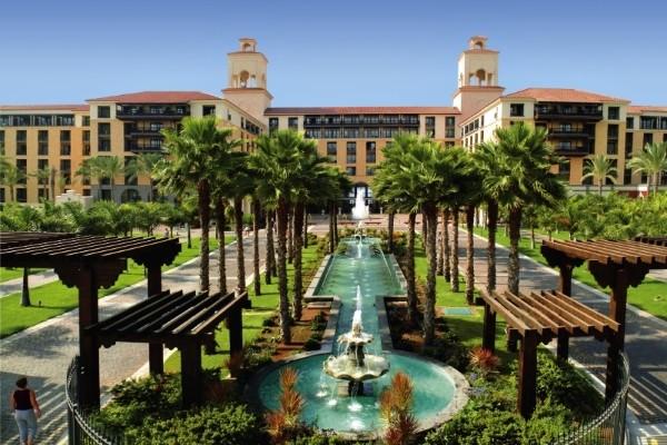 Vue panoramique - Hôtel Lopesan Costa Meloneras Resort Corralium Spa & Casino 4* Grande Canarie Canaries