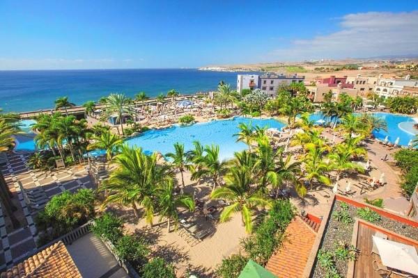 Vue panoramique - Hôtel Lopesan Villa Del Conde Resort & Thalasso 5* Grande Canarie Grande Canarie