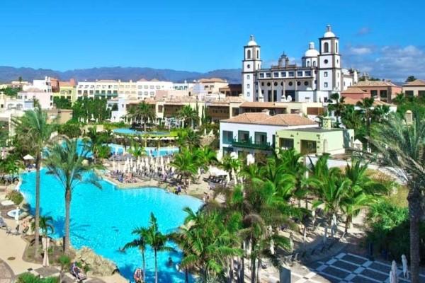 Vue panoramique - Hôtel Lopesan Villa del Conde 5* Grande Canarie Canaries