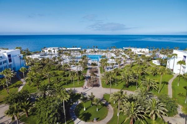 Vue panoramique - Hôtel Riu Club Gran Canaria 4* Grande Canarie Grande Canarie