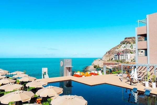 Vue panoramique - Hôtel Riviera Vista 3* Grande Canarie Grande Canarie