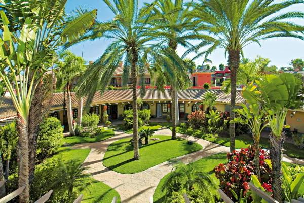 Vue panoramique - Hôtel Suites & Villas by Dunas 4* Grande Canarie Grande Canarie