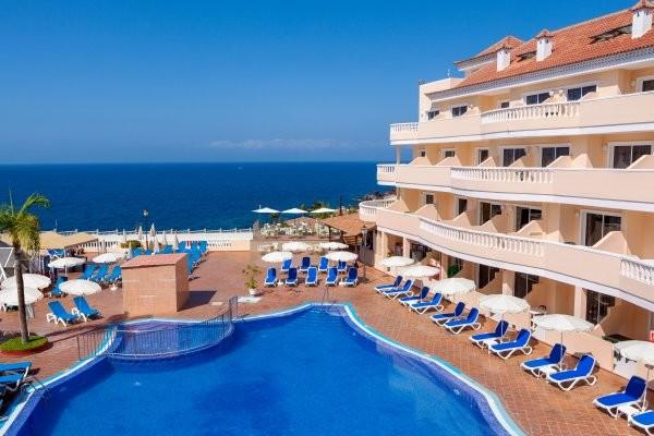 Piscine - Hôtel Bahía Flamingo (sans transport) 3* Guia de Isora Canaries