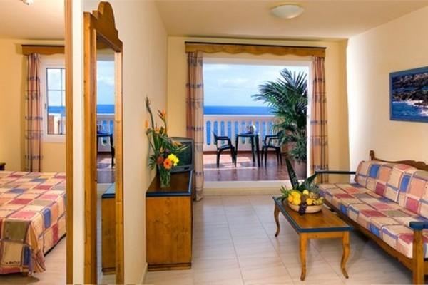 Chambre - Hôtel Appart Hôtel Las Olas 4* La Palma Canaries