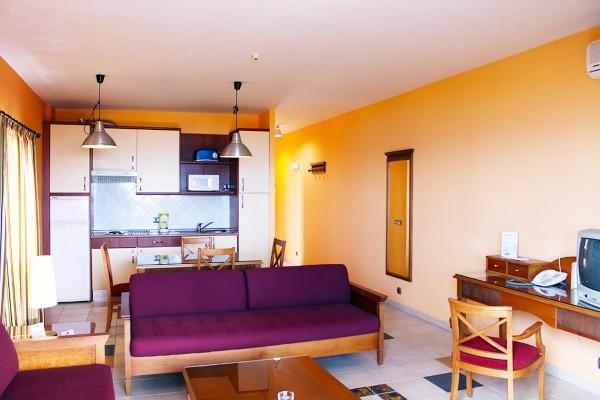 Chambre - Hôtel El Cerrito 3* La Palma Canaries