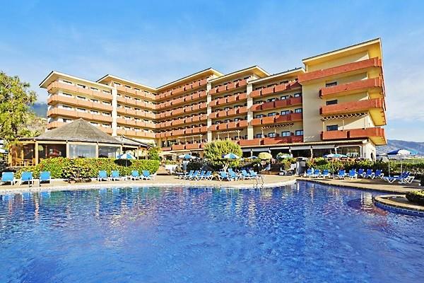 Facade - Hôtel H10 Taburiente Playa 4* La Palma Canaries