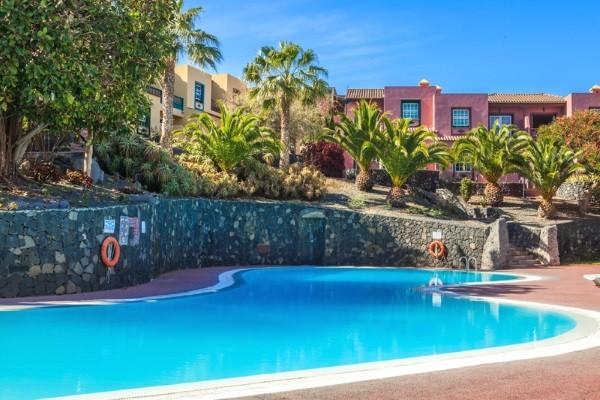 Piscine - Hôtel Apartamentos Oasis San Antonio 2* La Palma Canaries