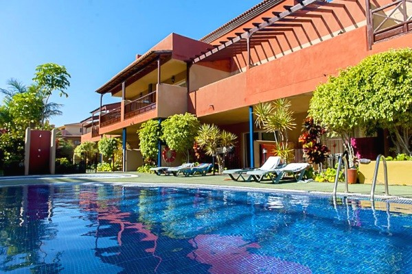 Piscine - Hôtel El Cerrito 3* La Palma Canaries