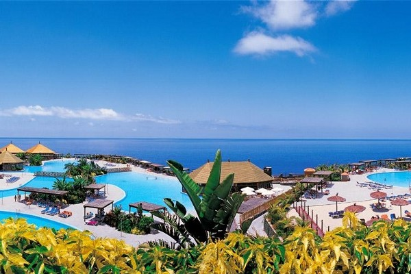 Piscine - Hôtel Hôtel Teneguia Princess & Spa 4* La Palma Canaries
