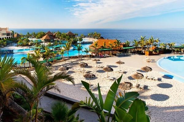 Plage - Hôtel Hôtel Teneguia Princess & Spa 4* La Palma Canaries