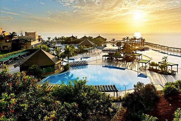 Vue panoramique - Hôtel Hôtel Teneguia Princess & Spa 4* La Palma Canaries