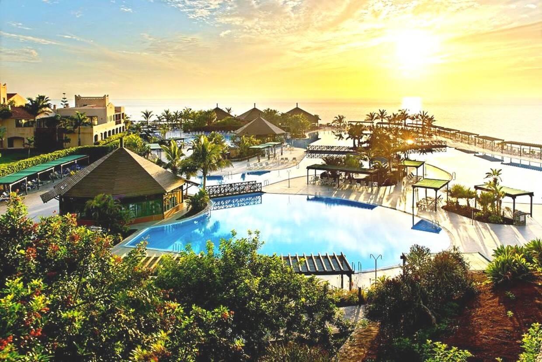 Vue panoramique - Hôtel Ôclub Experience La Palma Teneguia Princess Hôtel & Spa 4* La Palma Canaries