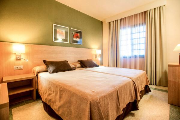 Chambre - Hôtel SplashWorld Lanzasur 3* Lanzarote Canaries