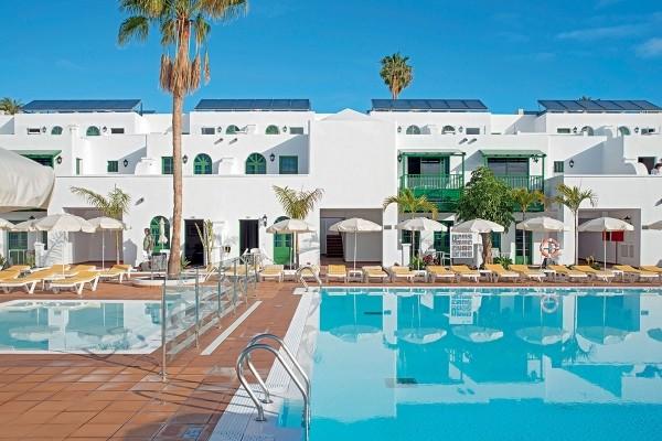 Piscine - Hôtel Gloria Izaro Club 4* Lanzarote Canaries