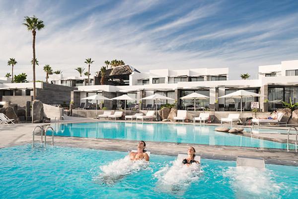 Piscine - Hôtel Hôtel la Isla y el Mar 4* Lanzarote Canaries