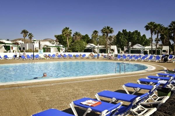 Piscine - Hôtel Hyde Park Lane 3* Lanzarote Canaries