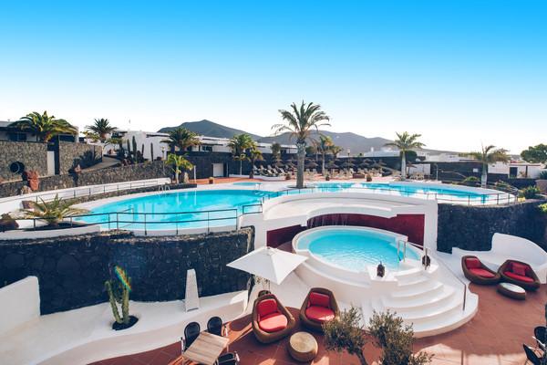 Piscine - Hôtel Iberostar La Bocayna Village 4* Lanzarote Canaries
