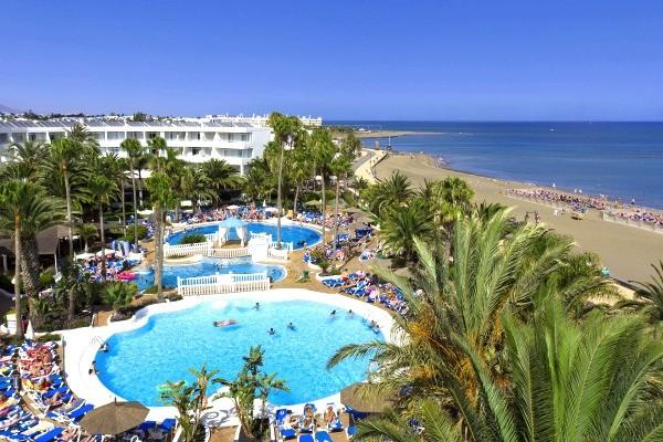 Piscine - Hôtel Sol Lanzarote 4* Lanzarote Lanzarote