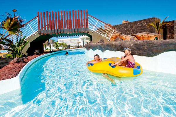 Piscine - Hôtel SplashWorld Lanzasur 3* Lanzarote Canaries