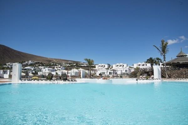 Piscine - Hôtel Suite Hotel Alyssa 4* Lanzarote Canaries