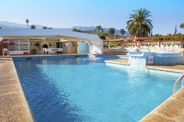 Piscine - Hôtel Perla Tenerife (sans transport) 3* Puerto de la Cruz Canaries