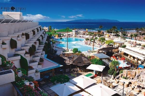 (fictif) - Hôtel Gala 4* Tenerife Canaries