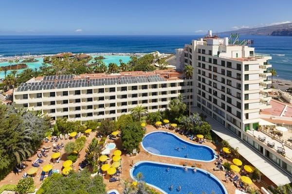 (fictif) - Hôtel H10 Tenerife Playa 4* Tenerife Canaries