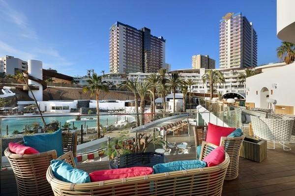 (fictif) - Hôtel Hard Rock 5* Tenerife Canaries