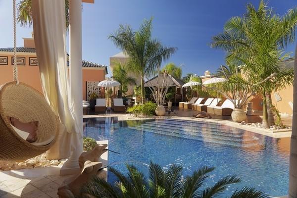 h tel royal garden villa adeje canaries partir pas cher. Black Bedroom Furniture Sets. Home Design Ideas