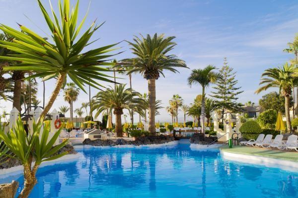 Autres - Hôtel H10 Las Palmeras 4* Tenerife Canaries