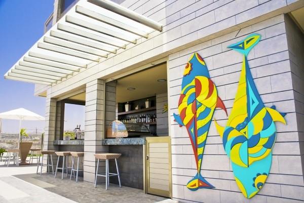 Bar - Hôtel Arenas del Mar 4* Tenerife Canaries