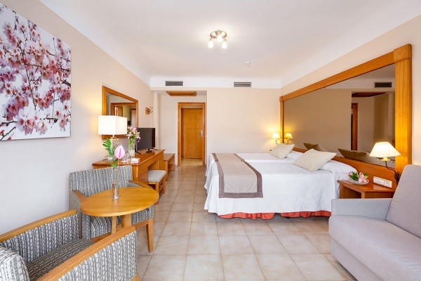 Chambre - Hôtel GF Fanabe 4* Tenerife Canaries