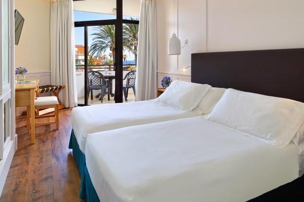 Chambre - Hôtel H10 Conquistador 4* Tenerife Canaries