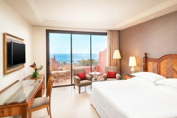 Chambre - Hôtel Sheraton La Caleta Resort & Spa 5* Tenerife Canaries