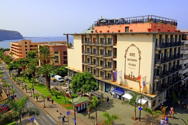 Facade - Labranda Reveron Plaza Hotel 4* Tenerife Canaries