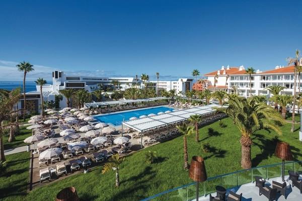 Facade - Hôtel RIU Arecas 4* Tenerife Canaries