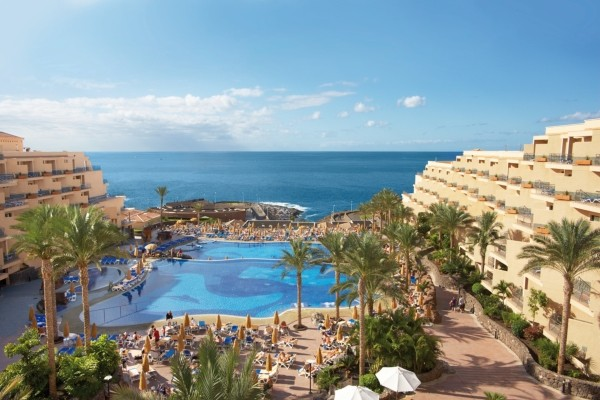 Facade - Hôtel Riu Buena Vista 4* Tenerife Canaries