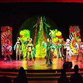 Soirées / Spectacles - Jumbo Globales Tamaimo Tropical