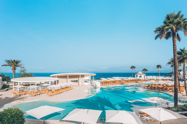 Piscine - Hôtel Adult Only Iberostar Selection Sabila 5* Tenerife Canaries