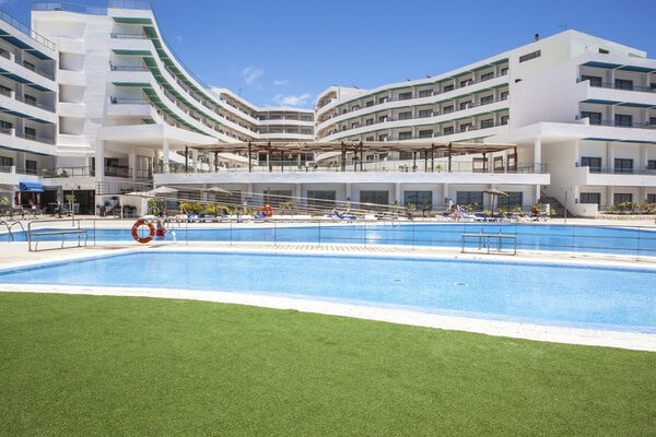 Piscine - Appartements Aguamarina