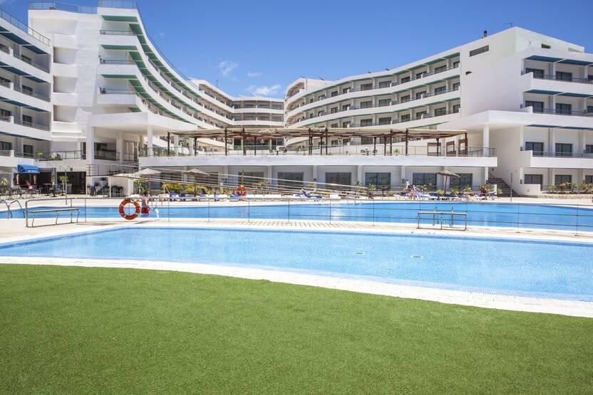 Piscine - Résidence hôtelière Appartements Aguamarina 3* Tenerife Canaries