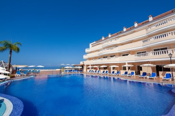 Piscine - Hôtel Bahía Flamingo 3* Tenerife Canaries