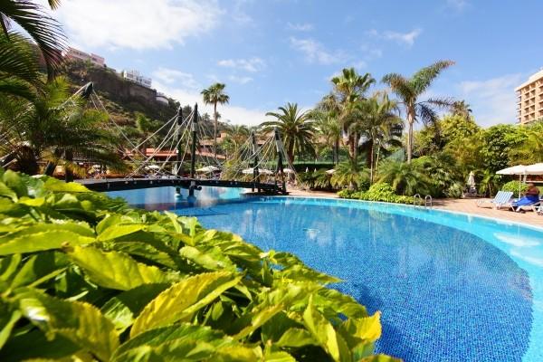 Piscine - Bahia Principe San Felipe 4* Tenerife Canaries